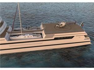 85m Spadolini Helipad Expedition Yacht 6