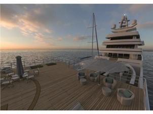 85m Spadolini Helipad Expedition Yacht 7