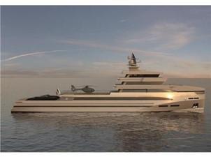 85m Spadolini Helipad Expedition Yacht 9