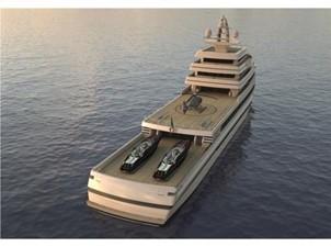 85m Spadolini Helipad Expedition Yacht 10