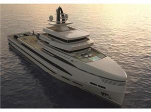 85m Spadolini Helipad Expedition Yacht 11