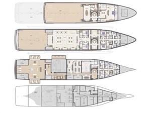 85m Spadolini Helipad Expedition Yacht 28