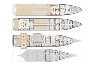 85m Spadolini Helipad Expedition Yacht 29