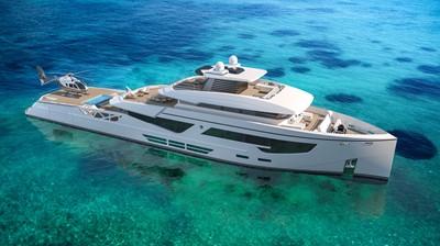 52m PHI Design Explorer Yacht 0