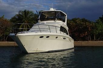MECCABUCKS 1 MECCABUCKS 1999 SEA RAY 480 Sedan Bridge Motor Yacht Yacht MLS #251961 1