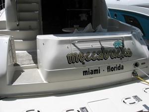 MECCABUCKS 4 MECCABUCKS 1999 SEA RAY 480 Sedan Bridge Motor Yacht Yacht MLS #251961 4