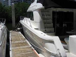 MECCABUCKS 5 MECCABUCKS 1999 SEA RAY 480 Sedan Bridge Motor Yacht Yacht MLS #251961 5