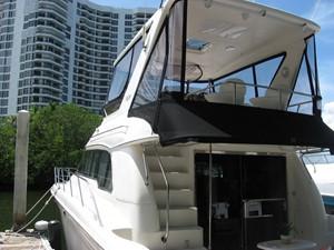 MECCABUCKS 6 MECCABUCKS 1999 SEA RAY 480 Sedan Bridge Motor Yacht Yacht MLS #251961 6