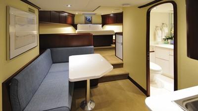 VIP Stateroom lounge