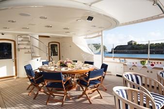 ELLEN 5 ELLEN 2001 PERINI NAVI  Cruising Sailboat Yacht MLS #252060 5