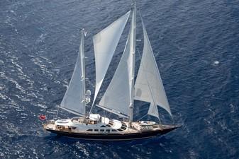 ELLEN 1 ELLEN 2001 PERINI NAVI  Cruising Sailboat Yacht MLS #252060 1