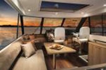 Riviera 57 Enclosed Flybridge 10