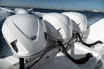 WILDHARE 8 Triple 627HP Seven Marine Engines