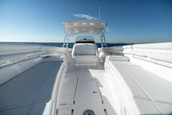 WILDHARE 26 Bow Facing Aft