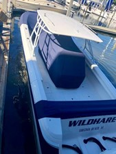 WILDHARE 29 Covers for Bow, Console, and Aft Seating