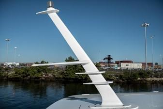 WILDHARE 30 Custom Anchor Light Mast