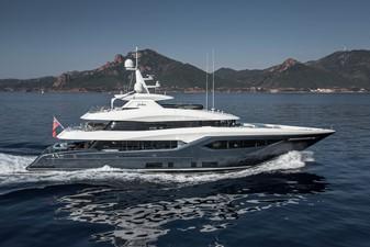 Viatoris 1 Viatoris 2018 CONRAD SHIPYARD C133 Motor Yacht Yacht MLS #252149 1