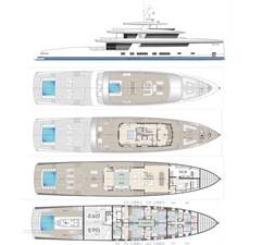 50m Ceccarelli Supply Vessel 11