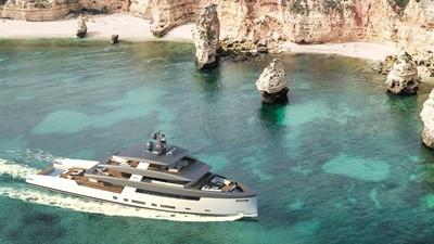 50m Ceccarelli Supply Vessel 12