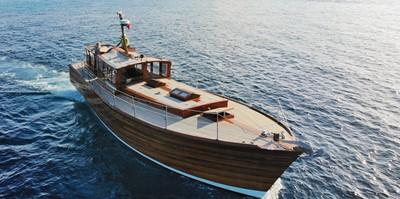 AMALI 1 AMALI 1991 MC MILLAN Modern Classic 48 Motor Yacht Yacht MLS #252302 1