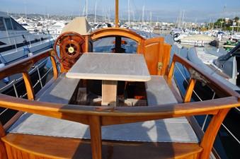 AMALI 4 AMALI 1991 MC MILLAN Modern Classic 48 Motor Yacht Yacht MLS #252302 4