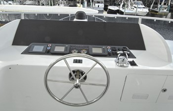 Upper Helm Console