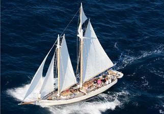 Silver Heels 1 Silver Heels 1963 PETERSON MAIN TOPSAIL SCHOONER Schooner Yacht MLS #252443 1