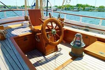 Silver Heels 4 Silver Heels 1963 PETERSON MAIN TOPSAIL SCHOONER Schooner Yacht MLS #252443 4