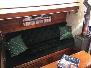 Silver Heels 7 Silver Heels 1963 PETERSON MAIN TOPSAIL SCHOONER Schooner Yacht MLS #252443 7