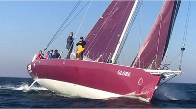 GLOBE 2 GLOBE 1992 CDK Ex IMOCA 60 Racing Sailboat Yacht MLS #252445 2