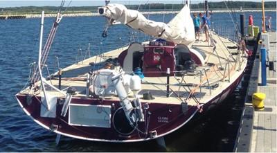 GLOBE 5 GLOBE 1992 CDK Ex IMOCA 60 Racing Sailboat Yacht MLS #252445 5