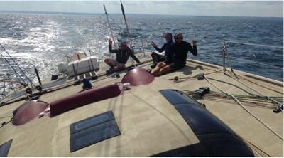 GLOBE 6 GLOBE 1992 CDK Ex IMOCA 60 Racing Sailboat Yacht MLS #252445 6