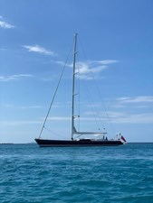 ANEMOS 12 At anchor