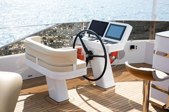 ALL ABOUT U2 27 Helm Station