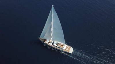 ALL ABOUT U2 40 Under Sail