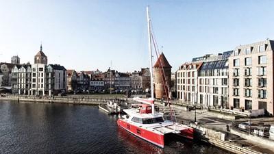 HAPPY 0 Sunreef 60 Loft HAPPY Gdansk
