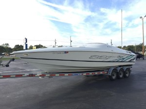 29 Outlaw 2 29 Outlaw 1998 BAJA  Sport Yacht Yacht MLS #252542 2