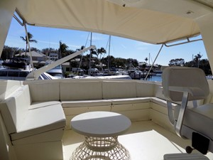 Great Expectations 18 Aft Deck