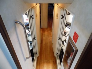 Great Expectations 8 Companionway