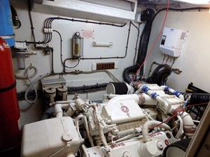 Great Expectations 20 Engine Room