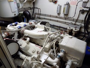 Great Expectations 21 Engine Room