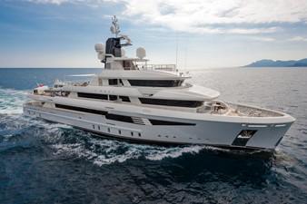 I NOVA 1 I NOVA 2013 COSMO EXPLORER  Motor Yacht Yacht MLS #252591 1
