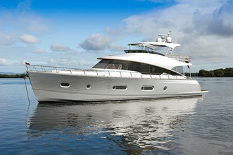 This 2020 66' Belize 66 Daybridge for Sale - SYS Yacht Sales