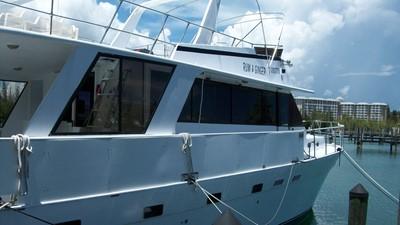 RUM & GINGER 2 RUM & GINGER 1984 SEA RANGER Motor Yacht Trawler Yacht Yacht MLS #252698 2