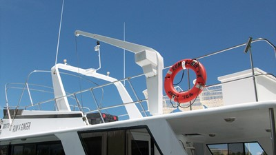RUM & GINGER 4 RUM & GINGER 1984 SEA RANGER Motor Yacht Trawler Yacht Yacht MLS #252698 4