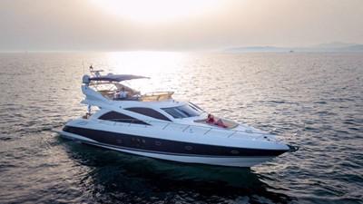 SUNSEEKER MANHATTAN 66 0 SUNSEEKER MANHATTAN 66 2006 SUNSEEKER  Cruising Yacht Yacht MLS #252764 0