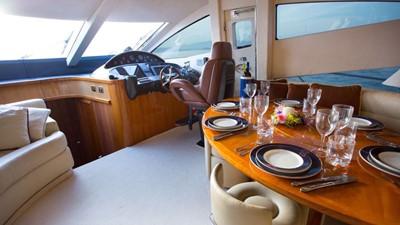 SUNSEEKER MANHATTAN 66 2 SUNSEEKER MANHATTAN 66 2006 SUNSEEKER  Cruising Yacht Yacht MLS #252764 2