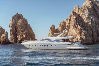 Ganesh A 0 Ganesh A 2003 AZIMUT YACHTS Leonardo Motor Yacht Yacht MLS #252834 0