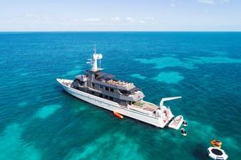 MIZU 7 MIZU 2004 OCEANFAST 174 Custom Superyacht Motor Yacht Yacht MLS #253025 7