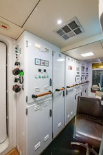 MIZU 78 Engine Room
